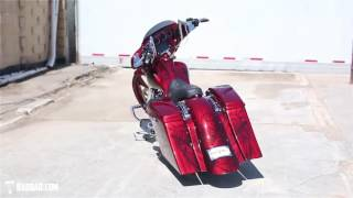 Bad Dad Bolt On HD Bagger Bags & Parts now at Dynamic Cycle Parts
