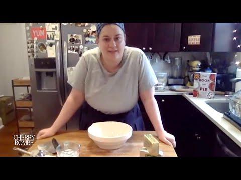 Erin Jeanne McDowell's Black-Bottom Pecan Pie