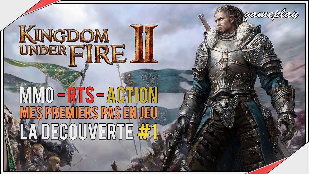 Download Kingdom Under Fire 2   Premiers pas en jeu MMO - RTS - Action - Muso #1