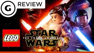 LEGO Star Wars: The Force Awakens - Review