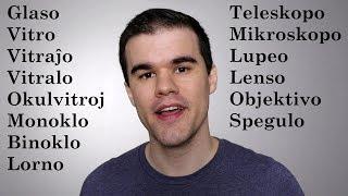 Raise a Glass in Esperanto