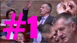 Les Meilleurs Moments de Jean Lassalle à l'Assemblée Nationale - BestOf#1