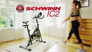 Schwinn IC2 Spinbike Productvideo
