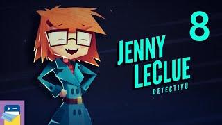 Jenny LeClue - Detectivu: Apple Arcade iPad Gameplay Walkthrough Part 8 (by Mografi)
