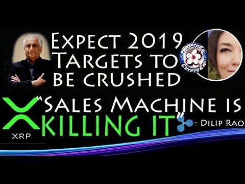 ripple-xrp-to-crush-2019-targets,-gaming-&-xpring-launch-event,-brad-garlinghouse-bank-mantra