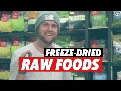 Dallas Reviews Raw Foods By ZiwiPeak, Primal, Stella & Chewy's.