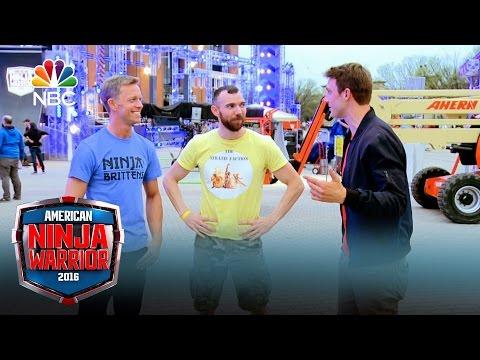 American Ninja Warrior - Crashing the Course: Atlanta (Digital Exclusive)