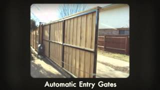 Dallas Fence Company, Dallas Fence, 214-991-2279, Fence Repair, Gate Repair