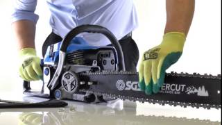 Gambar cover How to Setup A Petrol Chainsaw