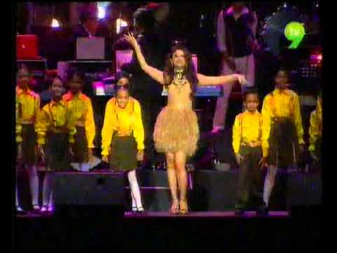 Konsert Melodi Cinta Rossa KL 2010 (part 2/8)
