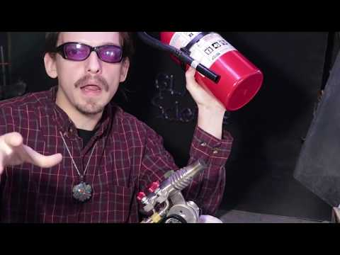 Glass-Smith Glassblowing ep5. Safety