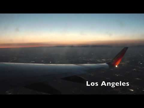 Aerial views: day trip from San Jose to LA 2014-06-10