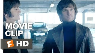 Elvis & Nixon Movie CLIP - Parking Garage (2016) - Colin Hanks, Alex Pettyfer Movie HD