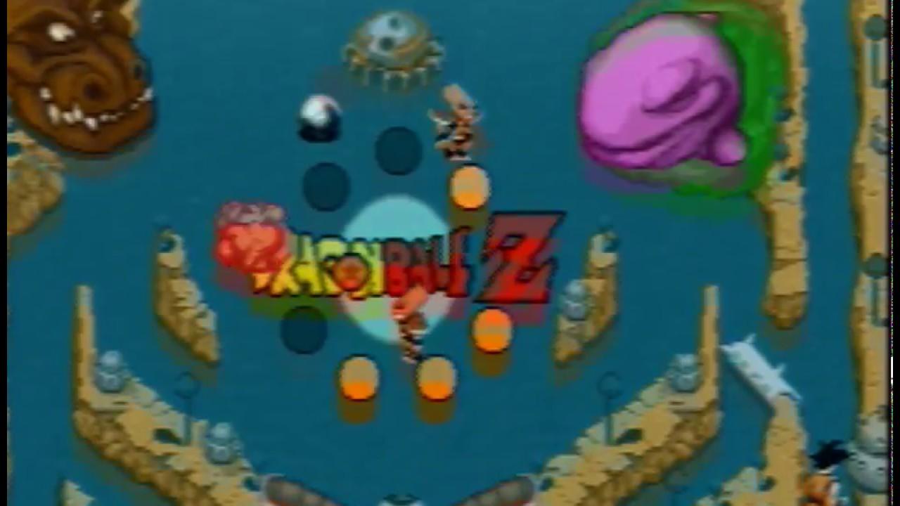Plug & Play: Dragon Ball Z (Pinball)