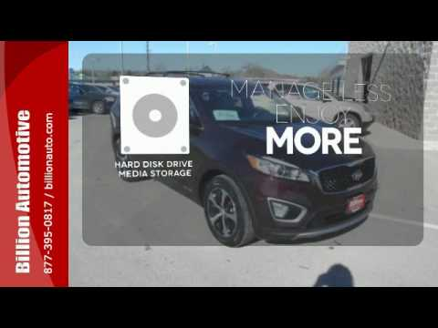 used 2016 kia sorento rapid city car for sale sd k5320a youtube. Black Bedroom Furniture Sets. Home Design Ideas