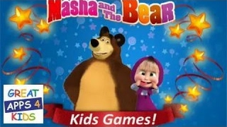 Masha and the Bear | Funny Educational Games for Kids