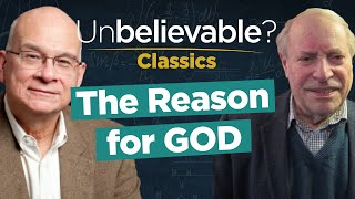 Tim Keller debates atheist Norman Bacrac on The Reason For God