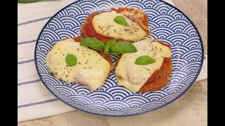 Baked cutlet with tomato and Provola cheese: an easy and tasty recipe!