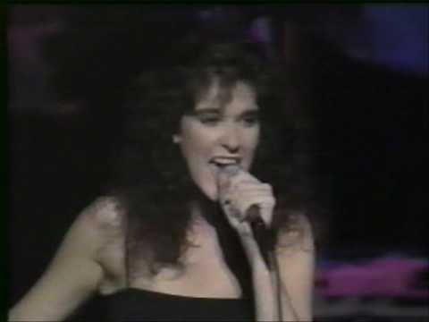 CELINE DION POR AMOR - (If There Was) Any Other Way (Live Winter Garden 1991)