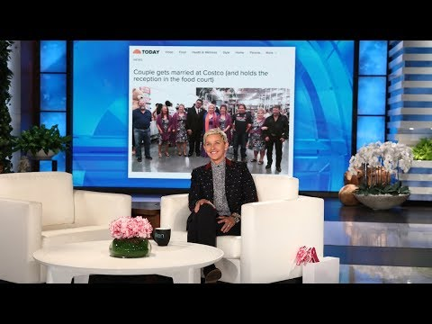 Ellen Introduces 'Oh Straight People!'