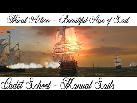 Naval Action - Manual Sails Basics