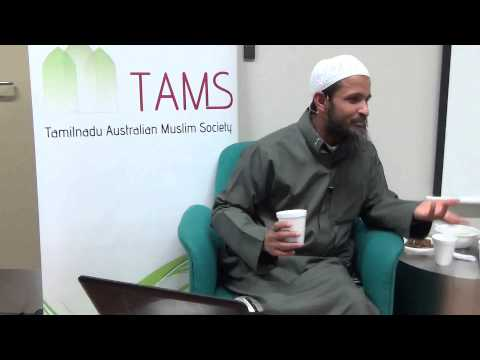 06/07/13: Q and A session - Ramadan Facts,  Sydney