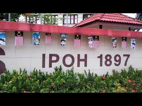 History Methodist Girls' @ Ipoh, Perak