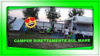 Camping village Santa Anastasia - camper in famiglia lido di fondi, sperlonga, terracina