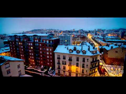 timelaps saint etienne centre deux by snow youtube. Black Bedroom Furniture Sets. Home Design Ideas
