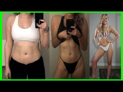 How I Lost 28 POUNDS of FAT and 6 INCHES Off My Waist