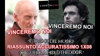 "Video RECENSIONE GAME OF THRONES 1x08 RIASSUNTO ACCURATISSIMO ""LA GUERRA HOLDTHEDOOR"" download MP3, 3GP, MP4, WEBM, AVI, FLV November 2017"