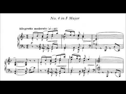 Gabriel Fauré - 9 Préludes Op. 103