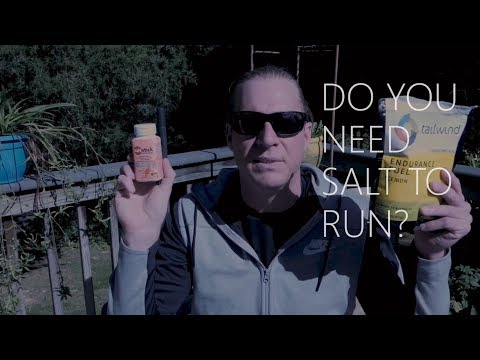 Trail Running Vlog Salt and Running: Not Just For Cramping