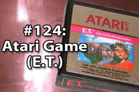 Is It A Good Idea To Microwave The E.T. Atari Game?