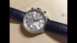 Crazy! Stunning Swiss Automatic Chronograph Watch Under $300