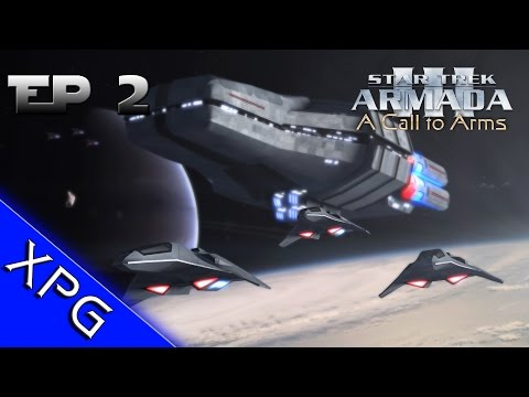Lets Play...Star Trek Armada 3: A Call to Arms - Romulan Front Ep.2