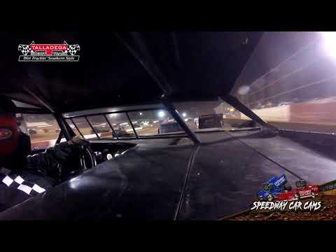 #X75 Dan Cox - 604 Crate - 3-29-19 Talladega Short Track - In Car Camera