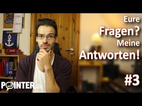 Patrick vloggt - Eure Fragen, meine Antworten! (#3)