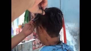 Cara potong rambut pria simple dan praktis