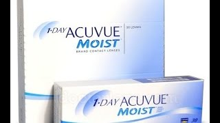 1 Day Acuvue Moist Contact Lens(http://www.webcontacts.com.au/Acuvue-contact-lenses/1-Day-Acuvue-Moist-90-pack Acuvue 1-day Moist are daily disposable contact lenses that are designed ..., 2014-08-09T05:20:19.000Z)