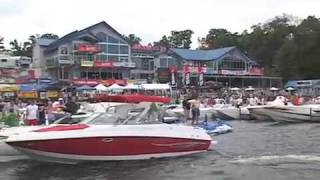 Lake of the Ozarks Shootout 2007 Offshore Powerboat races