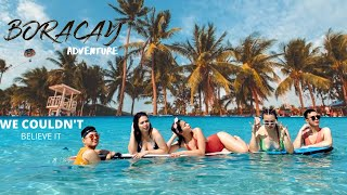 BORACAY 2020 ? Puka Beach/Puddle Boarding| Travel Vlog | SweatSquadVlogs | Philippines