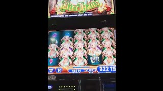 BIER HAUS SLOT $ GIANT PROGRESSIVE HIT $ 55 FREE SPINS BONUS GAME - $$ HUGE WIN!! - PART 2/2