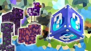 ANIMAIS INFECTADOS POR VIRUS ZUMBI VS. LUCKY BLOCK WATER (LUCKY BLOCK CHALLENGE MINECRAFT)