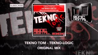 Tekno Tom - Tekno-Logic