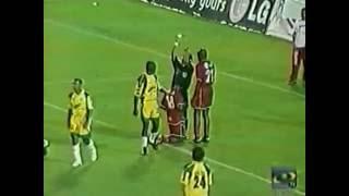FECHA  24  AMÉRICA  1  vs  ATLÉTICO  BUCARAMANGA  0  -  SEMESTRE  1  DE  2002  CUADRANGULAR  A