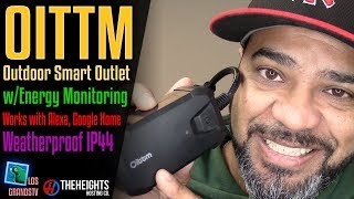 Oittm Outdoor Smart Wi-Fi Outlet Plug 🔌 : LGTV Review