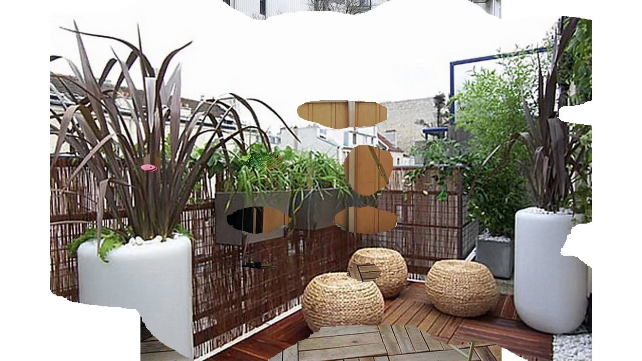 Ideas para decorar balcones youtube for Plantas para balcones