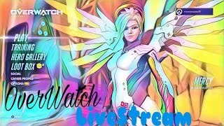 Girl Gamer *OverWatch* PS4 Game Play)