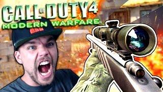 LA BASE DE CALL OF DUTY !! COD4: Modern Warfare
